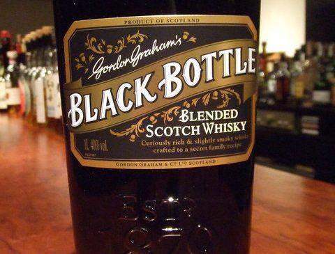 ブラックボトル 40%
