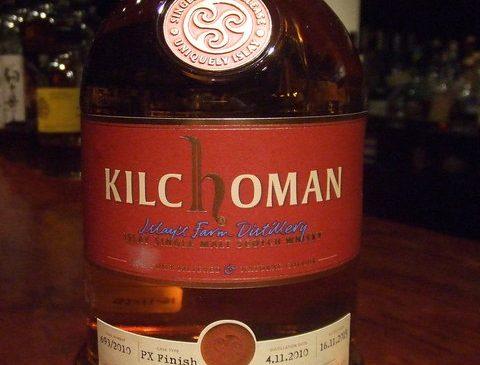 The Whisky Hoop キルホーマン5年 57.4%
