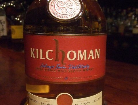 The Whisky Hoop キルホーマン5年 58.3%