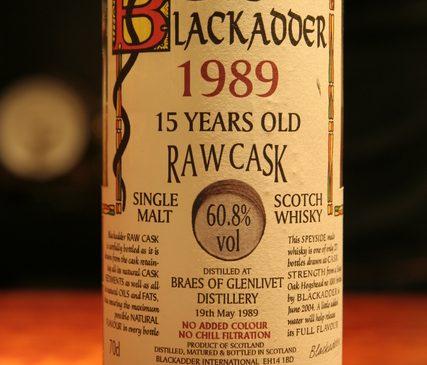 ブラッカダ− ロウカスク ブレイヴァル 15年 60.8%