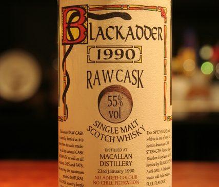 ブラッカダ− ロウカスク マッカラン 55%