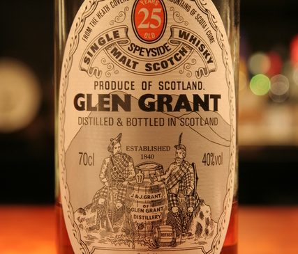 G&M グレングラント 25年 40%