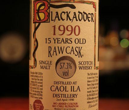 ブラッカダ− ロウカスク カリラ 15年 57.3%