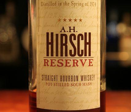 A・H ハーシュ リザーブ 16年 45.8%