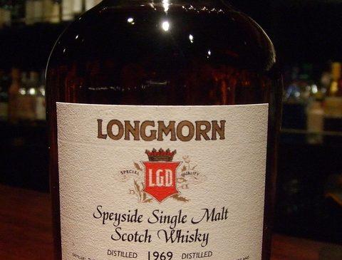 G&M ロングモーン39年 メゾン・デュ・ウイスキー 50%