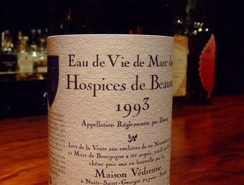 オスピス・ド・ボーヌ マール ヴェドレンヌ 1993 45%