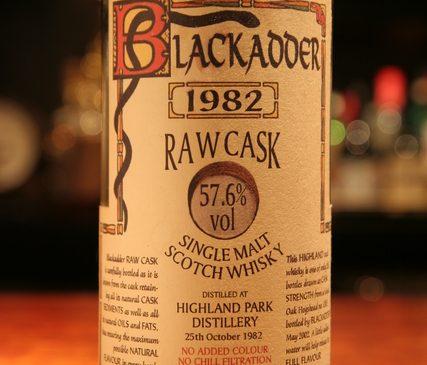 ブラッカダ− ロウカスク ハイランドパーク 1982 57.6%