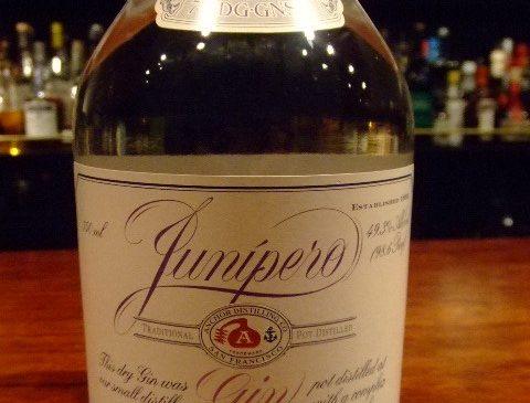 ジュニペロ ジン 49.3%