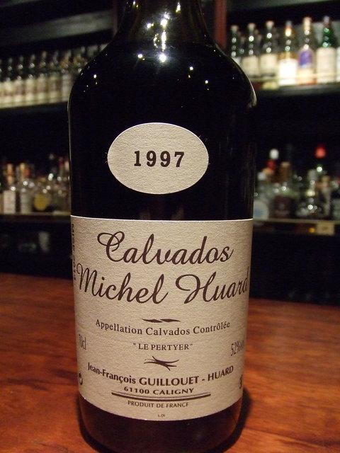 ミシェル・ユアール クラシックバレル for Bar Calvador&Shinanoya 52%