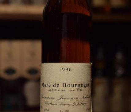 マール・ド・ブルゴーニュ1996  40% ドメーヌ・ジャナン