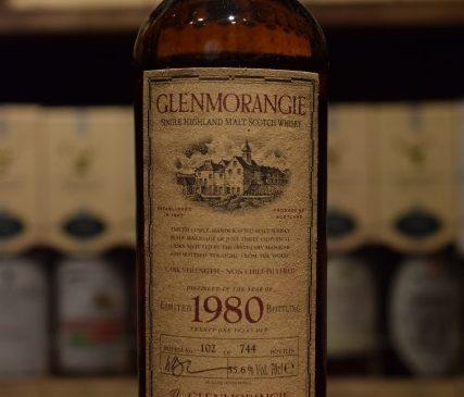 OB限定 グレンモーレンジ1980 21年 55.6%