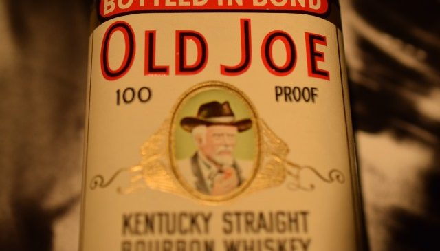 "Good Man""OLD JOE"""