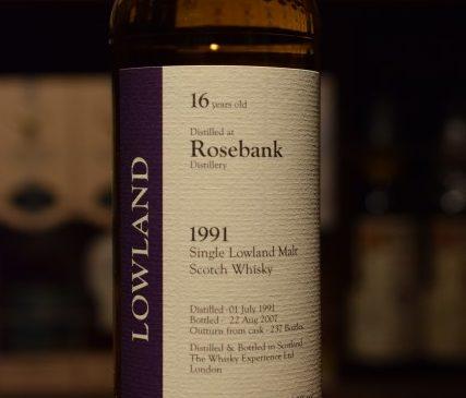 リージョンズ・ウイスキー ローズバンク16年 56.1%