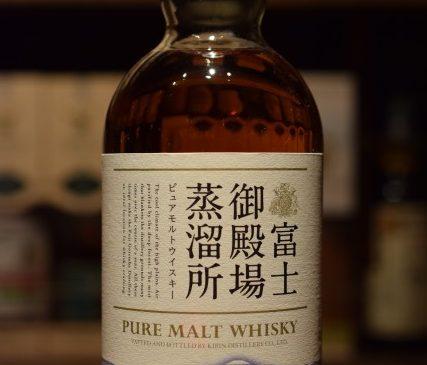 富士御殿場 ピュアモルトウイスキー 40%