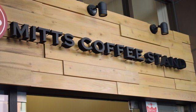 カフェでラムとお菓子を楽しむ会 in MITTS COFFEE STAND