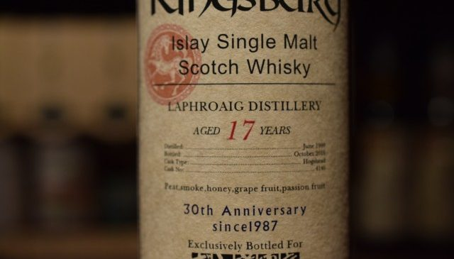 A wish is put in that LAPHROAIG