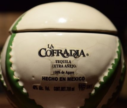 ラ・コフラディア エクストラアネホ セラミックボトル 40%