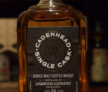 """CADENHEAD  175Anniversary """"LINKWOOD"""""""