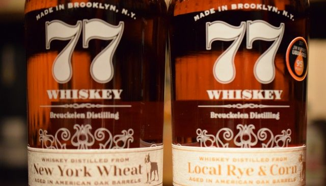 "Breuckelen Style ""New York Whiskey"""