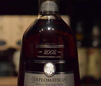 ディプロマティコ シングルヴィンテージ2002 43%