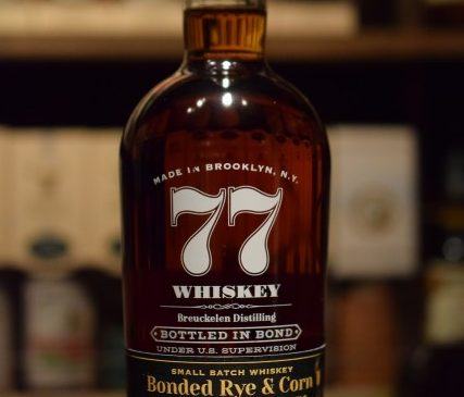 77ウイスキー ボンデッド・ライ&コーン リミテッド 50%