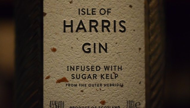 IN Isle of HARRIS GIN