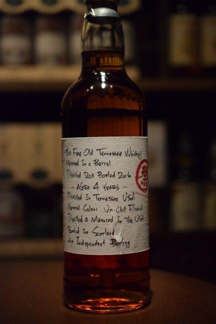 ウイスキー テネシー