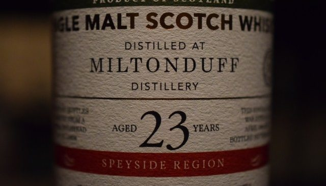 "Magic Seven ""Miltonduff"""