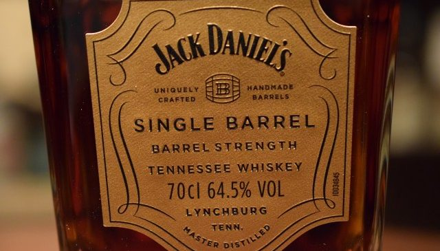 It's not Scotch and Bourbon.  It's Jack Daniel.