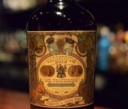 Vermouth del Professore Rosso 18%