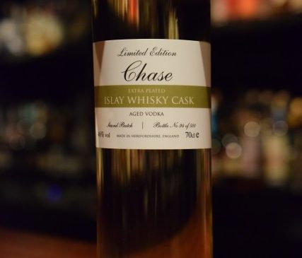 Chase Islay Whisky Cask Aged Vodka 46%