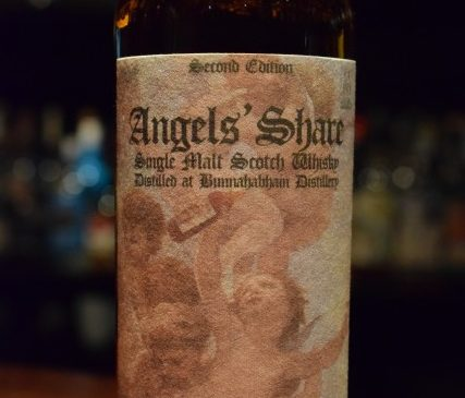 Angel's Share 40y  FOR SHINANOYA PRIVATE BOTTLING 10th ANNIVERSARY  44.7%