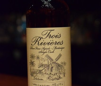 TROIS RIVIERES Single cask SIBERAN 1999   44.8%