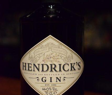 Hendrick's Gin  44%