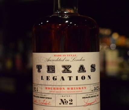 BB&R Texas Legation Bourbon 46.2%
