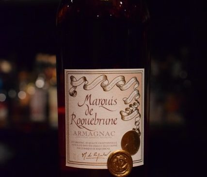 Marquis de Roquebrune 1972  for THE BOW BAR & SHINANOYA 40%
