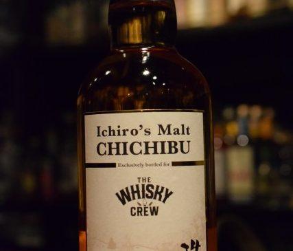 The WHISKY CREW  Ichiro's Malt CHICHIBU 7y 58%