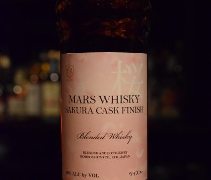 Mars Whisky  SAKURA Cask Finish   40%
