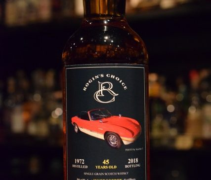 "ROGIN'S  Choice ""Vintage Car"" Invergordon 45y  for SAKE SHOP SATO   50.1%"